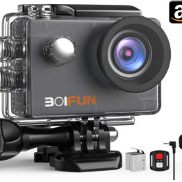 BIOFUN 4K Action Cam