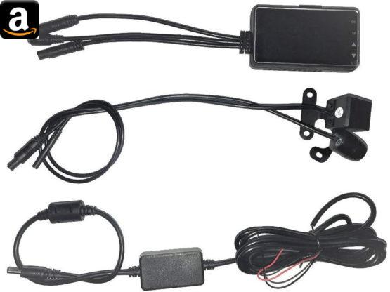 DVR-Kamera mit Monitor