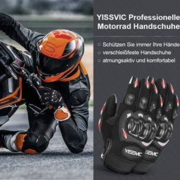 Yissvic Motorrad Handschuhe
